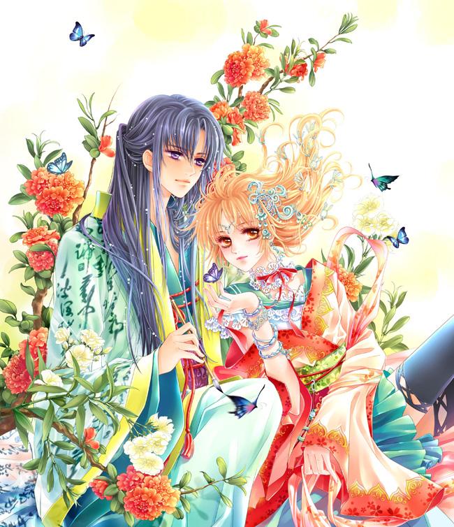 日系插画培训